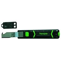 Инструмент для снятия оболочки, лезвие в форме крюка 8-28 кв мм   200031 Haupa Нож изоляции купить в Москве по низкой цене