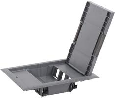 ИЭК Лючок ONFLOOR 12 модулей /1 шт/ (KNL-57-12-7012) IEK (ИЭК) купить по оптовой цене