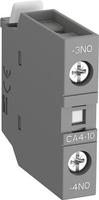 Контакт CA4-10 1НО фронтальный для контакторов AF09-AF38 и NF | 1SBN010110R1010 ABB купить в Москве по низкой цене