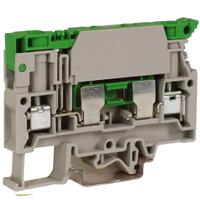 Держатель предохранителя/разъединитель SFR.6/MGR серый 6 кв.мм ZSR500GR DKC, цена, купить