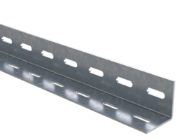 Профиль L-образный L3000 2.5 мм цинк-ламель BPM2530ZL DKC, цена, купить