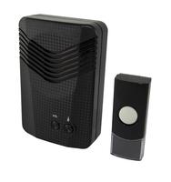 Звонок беспроводной в розетку ЗБР-11/М1-36М (36 мелодий, кнопка IP44, AC 230V, многокодовый) TDM ELECTRIC купить по оптовой цене