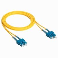 Патч-корд оптоволоконный SC/SC OS1(UPC) 1м (032600) Legrand купить по оптовой цене