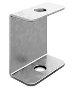 Кронштейн потолочный С-образный | КППЛС OSTEC цена, купить