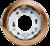 Светильник 71 282 NGX-R1-006-GX53 черн. медь Navigator 4670004712825