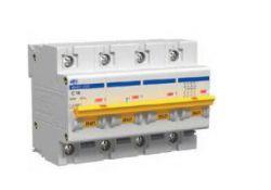 Автоматический выключатель ВА 47-100 4Р 63А 10 кА х-ка С MVA40-4-063-C ИЭК