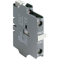 Контактный блок CAL5-11 1HO+1НЗ боковой для A9..A75 | 1SBN010020R1011 ABB дополнительный 1НО+1Н3 купить в Москве по низкой цене