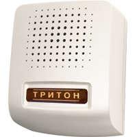 Звонок проводной Соло трель 220В 80-90дБА бел. Тритон СЛ-03 купить по оптовой цене