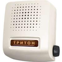 Звонок Соло СЛ-04Р Электронный гонг с регулятором громкости 220В проводной без кнопки 520 Тритон, цена, купить