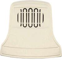 Звонок проводной Царь-колокол соловей 220В 80-90дБА бел. Тритон ЦР-05 купить в Москве по низкой цене