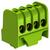 Клемма заземляющего провода винтовая 4 контакта KL-DBS4х16GN зел. OBO 2016250 Bettermann KL-DBS4x16GN