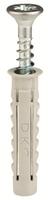 Винт М4х30 с дюбелем V5 (уп.100шт) DKC CM06521 (ДКС) Саморез 4х30мм мм купить в Москве по низкой цене
