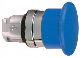 ГОЛОВКА КНОПКИ 22ММ СИНЯЯ ZB4BC6 | Schneider Electric цена, купить