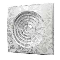 Вентилятор вытяжной осевой 100мм бел. дизайн DiCiTi AURA 4C white design купить в Москве по низкой цене