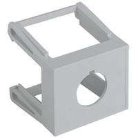 Адаптер для установки кнопки на DIN-рейку A11708351 DKC, цена, купить