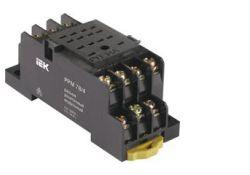 Разъем РРМ78/4(PYF14A) для РЭК78/4(MY4) модульный RRP20D-RRM-4 ИЭК