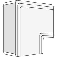 Угол плоский Г-образный 100x40 NPAN IN-Liner 1741 DKC, цена, купить