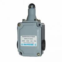 Выключатель путевой ВПК 2111Б У2 IP65 толкатель с роликом Электротехник ET000755 конечн 10A) купить в Москве по низкой цене
