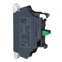 Блок контактов 1НЗ пружинный зажим SchE ZBE1025 Schneider Electric купить в Москве по низкой цене