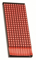 """Маркер для кабеля 0.5-1.5мм символ """"5"""" (уп.200шт) ДКС MKF5S1 DKC (ДКС) купить по оптовой цене"""