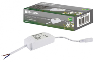 Драйвер LED для светодиодных панелей Призма 25мм ДП 01Т Народный 40Вт 220/100В | SQ0329-0231 TDM ELECTRIC купить в Москве по низкой цене