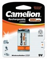 Аккумулятор 6F22 NI-MN 250мА.ч BP-1 (блист.1шт) Camelion 5014 купить по оптовой цене