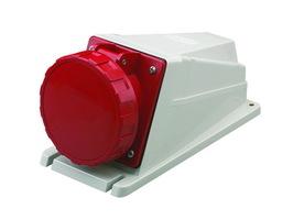 Розетка наружная IP67 63A 3P+E 400V DKC (ДКС) DIS5156356 установки купить по низким ценам