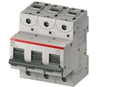 Автоматический выключатель 3-полюсный S803N C125 2CCS893001R0844 ABB