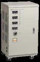 Стабилизатор напряжения 3-фаз. 30000ВА предельно допустимое линейное- 250В 3% IEK IVS10-3-30000* (ИЭК) купить по оптовой цене