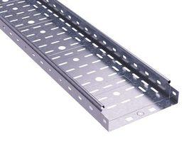Лоток перфорированный 50х 50х3000х0,6мм   SPL3505 DKC (ДКС) листовой L3000 сталь S3 купить в Москве по низкой цене