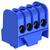Клемма нулевого провода винтовая 4 контакта KL-DBN4х16BL син. OBO 2016255 Bettermann KL-DBN4x16BL