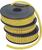 """Маркер МК3- 10мм символ """"4""""  180шт/упак ИЭК"""