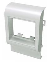 "PDА-DN 100 Рамка-суппорт под 2 модуля ""VIVA"" (In-Liner) код 10053 DKC (ДКС) купить по оптовой цене"