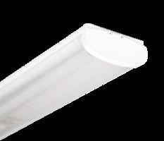 Светильник люминесцентный ЛПО-46-2х36-714 прозрачный ЭПРА IP20 1046236714 Ардатовский СТЗ, цена, купить