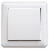 Выключатель 1-кл. 2п СП W59 10А IP20 10АХ в сборе бел. SchE VS210-152-18 Schneider Electric купить по оптовой цене