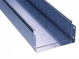 Лоток неперфорированный 100х100 L3000 сталь 1.2мм ДКС 3510112 DKC (ДКС) листовой толщина купить в Москве по низкой цене