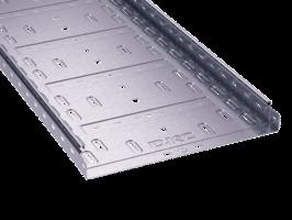 Лоток перфорированный 600х50 L3000 сталь 1мм ДКС 35268 DKC (ДКС)