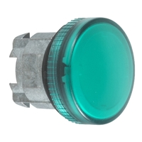 ГОЛОВКА СИГНАЛЬНОЙ ЛАМПЫ 22ММ ЗЕЛЕНАЯ ZB4BV033 | Schneider Electric купить в Москве по низкой цене