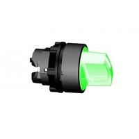 ГОЛОВКА ДЛЯ ПЕРЕКЛЮЧАТЕЛЯ 22ММ ZB5AK1233 | Schneider Electric 2пол с фикс зел подсветкой купить в Москве по низкой цене