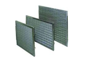 Алюминиевый фильтр для навесных кондиционеров 3000-4000 Вт R5KLMFA4 DKC, цена, купить