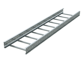 Лоток лестничный 500х200 L3000 сталь 2мм тяжелый (лонжерон) гор. оцинк. DKC ULH325HDZ (ДКС) 200x500 2 мм цена, купить