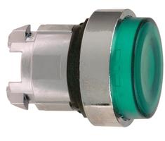 ГОЛОВКА КНОПКИ 22ММ С ПОДСВЕТКОЙ ZB4BW13 | Schneider Electric для зел высокой BA9s цена, купить