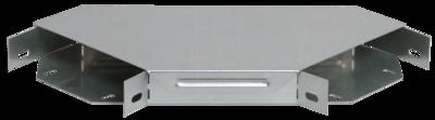 Угол для лотка горизонтальный 90град. 300х50 с кр. ИЭК CLP2P-050-300 IEK (ИЭК) купить по оптовой цене
