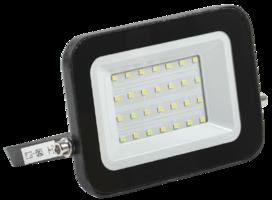 Прожектор светодиодный ДО-30w 6500K 2400Лм IP65 LPDO601-30-65-K02 IEK, цена, купить