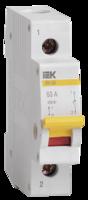 Выключатель нагрузки (мини-рубильник) ВН-32 1Р 100А | MNV10-1-100 IEK (ИЭК) купить по оптовой цене