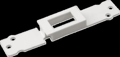 Адаптер для замены АЕ 1031 на ВА 47-29 (Негорючий Пластик) (MVA10D-AE1) ИЭК IEK (ИЭК) купить по оптовой цене