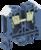 Клемма ЗНИ-10 мм.кв. синий IEK (ИЭК) YZN10-010-K07