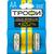 Батарейка 1.5В 50.5мм пальчиковая aa/am 3 lr6 щелочная марганцевая (алкалиновая) ТРОФИ Б0018947