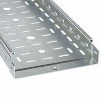 Лоток перфорированный 150х50 L3000 сталь 1.5мм ДКС 3526315 DKC (ДКС)