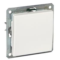Механизм выключателя 1-кл. СП W59 16А IP20 250В 16АХ без рамки сл. кость SchE VS116-154-2-86 Schneider Electric купить по оптовой цене